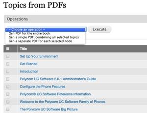 PDFreactor in Drupal
